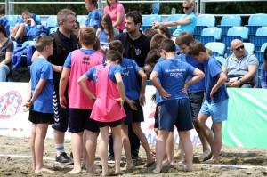 RUKOMET NA PIJESKU: Sedmo  izdanje turnira Jarun kup 2014