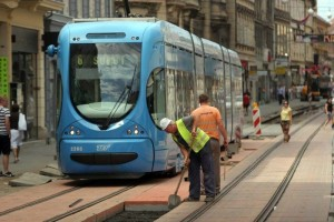 ZET: Tramvaji 2, 6 i 11 za vikend voze do Zapadnog kolodvora
