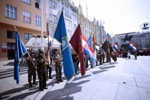 VIDEO/FOTO: Svečani mimohod povodom  Dana branitelja grada Zagreba
