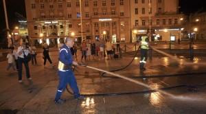 MILAN BANDIĆ: Grad mora biti besprijekorno čist