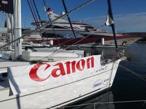 Canon i ove godine nastavlja humanitarnu tradiciju sponzorstvom flote Mirno more