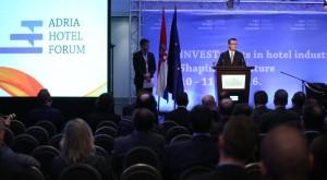 Otvorena dvodnevna međunarodna hotelsko-investicijska konferencija Adria Hotel Forum