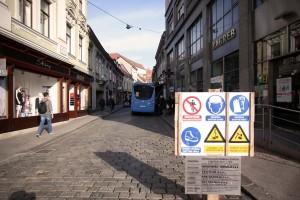 VIDEO/FOTO: Milan Bandić otvorio radove na rekonstrukciji Radićeve ulice u središtu Zagreba
