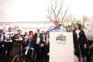 MILAN BANDIĆ: Mi smo za bolji Zagreb i bolju Hrvatsku!