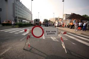 Privremena regulacija prometa u ulici Dubravica do 23. lipnja