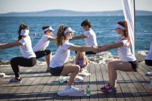 Vježbajte uz Aktivnu Hrvatsku na glavnom zagrebačkom trgu