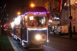 ZET: Gradski prijevoz za vrijeme Adventa