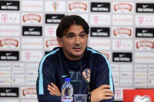 Dalić: Moramo pokazati kvalitetu, odluka o Mandžukiću nakon treninga