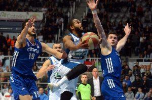 ABA LIGA: Zadar pobijedio Cibonu 79:73