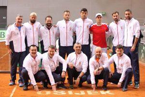 DAVIS CUP: U polufinalu Svjetske skupine Hrvatska će SAD dočekati u Splitu