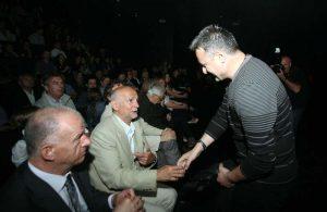 """CKT: Premijera predstave """"Tko je ubio Zvonka Bušića"""""""