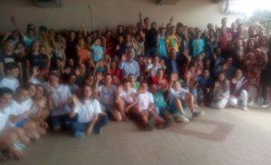 Posjet djeci Srebrenice u Novom Vinodolskom