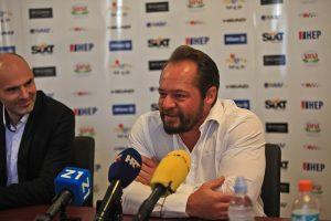 ŽELJKO KRAJAN: Imamo priliku još jednom osvojiti Davis Cup