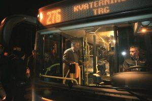 Autobusna linija 276 Kvaternikov trg – Dumovec, produžena do Dumovečkog luga