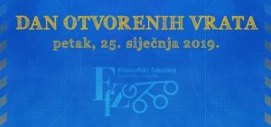 Dan otvorenih vrata Filozofskog fakulteta u Zagrebu