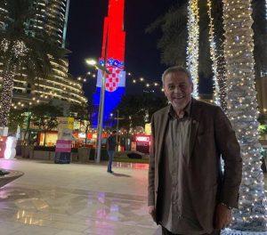Gradonačelnik Milan Bandić, u službenom posjetu Dubaiju