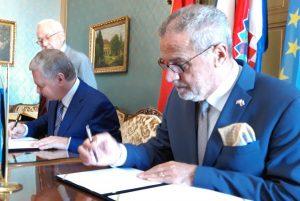 Potpisan Program suradnje između Vlade Grada Moskve i Grada Zagreba