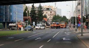 Započela sanacija Vukovarske i Vinogradske ulice