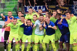 LIGA PRVAKA 3. PRETKOLO: Ferencvarosi TC – GNK Dinamo 0:4
