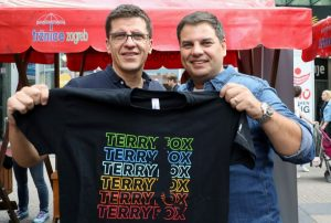 Humanitarna utrka Terry Fox Run 29. rujna na Jarunu