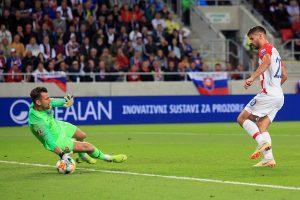 KVALIFIKACIJE ZA EURO 2020.: Hrvatska s četiri gola potopila Slovačku