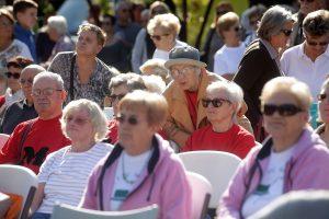 """""""Gerontološkim tulumom"""" obilježen Međunarodni dan starijih osoba"""