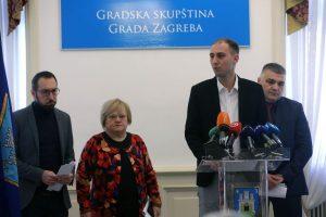 Oporba u zagrebačkoj Skupštini pokrenula inicijativu za referendum o GUP-u