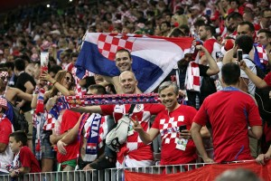 POLUFINALE SP RUSSIA2018.: Hrvatska - Engleska 2:1