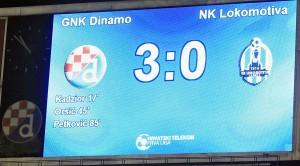 GNK Dinamo - NK Lokomotiva 3:0