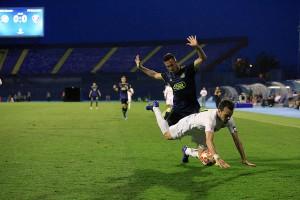 UEFA LIGA PRVAKA 2. pretkolo: GNK Dinamo - FC Saburtalo 3:0
