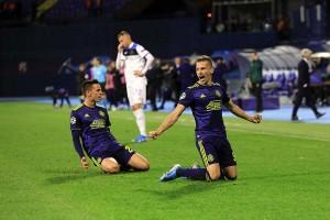 UEFA LIGA PRVAKA: GNK Dinamo - Atalanta BC 4:0