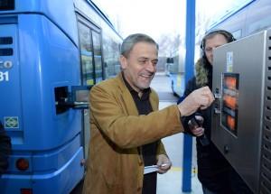 Punionica prirodnog plina za autobuse ZET-a