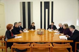 Bandić razgovarao s ministricom Zlatar o kulturnim projektima u Zagrebu