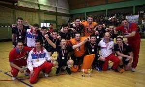 DVORANSKI HOKEJ: Hrvatska u višem razredu europskoga dvoranskog hokeja