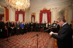 FOTO: Bandić organizirao prijem za diplomatski zbor