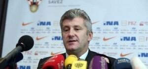 DAVOR ŠUKER: Niko Kovač novi izbornik