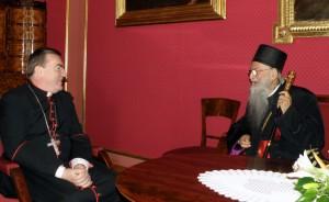 Kardinal Bozanić predvodi središnje ekumensko slavlje u Zagrebačkoj katedrali