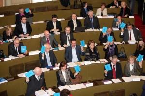 GRADSKA SKUPŠTINA: 11. sjednica započela je stankom SDP-a