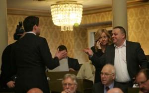 DAVOR BERNARDIĆ: Skupština ne smije biti fikus