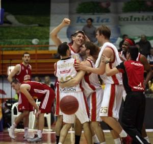 EUROCUP: Cedevita – CAI Zaragoza 74:77