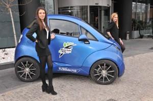 Konferencija za medije Nikola Tesla EV rally Croatia 2014
