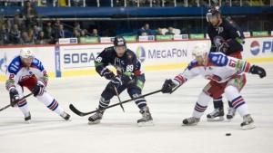 KHL: KHL Medveščak – Lev 2:5