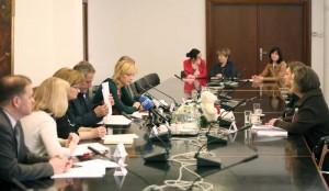 Predstavnice Hrvatske udruge Transplant kod gradonačelnika