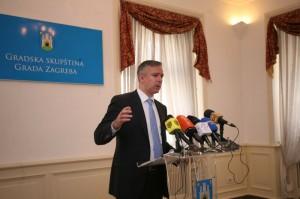 DARINKO KOSOR: Pozivam ministra Hajdaš Dončića na zajednički obilazak Zračne luke