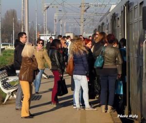 PRIOPĆENJE: HSLS zahtjeva izgradnju nadstrešnice  na željezničkoj postaji ¨Kustošija¨
