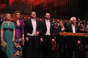 Boje Europske unije obasjale Zagrebačku filharmoniju