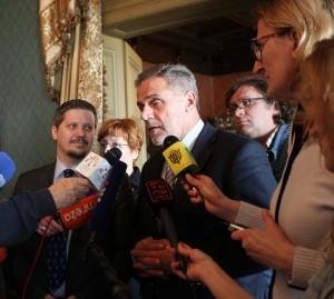 Gradonačelnik  Bandić primio  izaslanstvo SDP-a Grada Beča