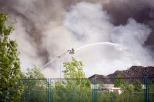 Veliki požar guta C.I.O.S.