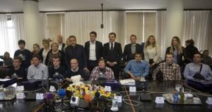 Prijem za predstavnike Stolnoteniskog kluba invalida URIHO