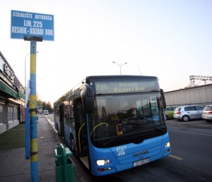 Ponovno otvorena autobusna linija Sesvete-Resnik-Kozari bok